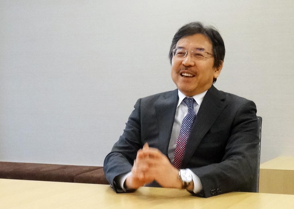 シーメンス藤田社長