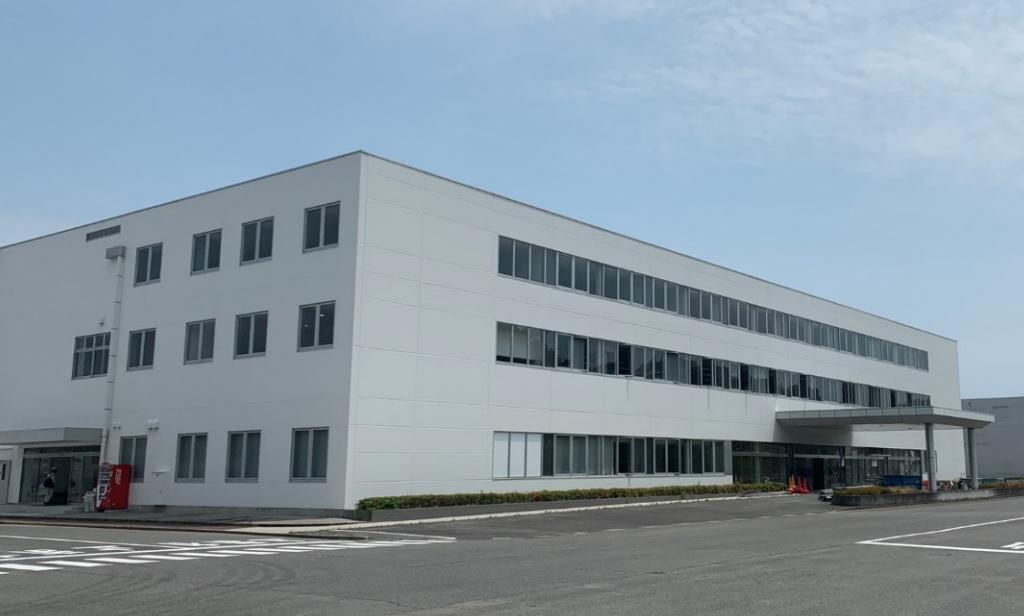 工場情報_コカ・コーラ_広島工場外観