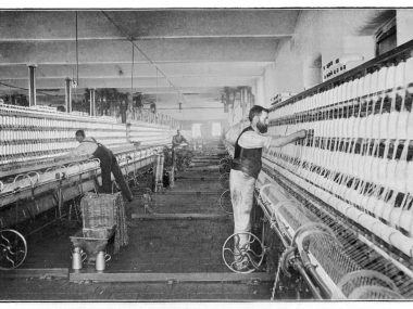 Factories - Britain. Date: 1897