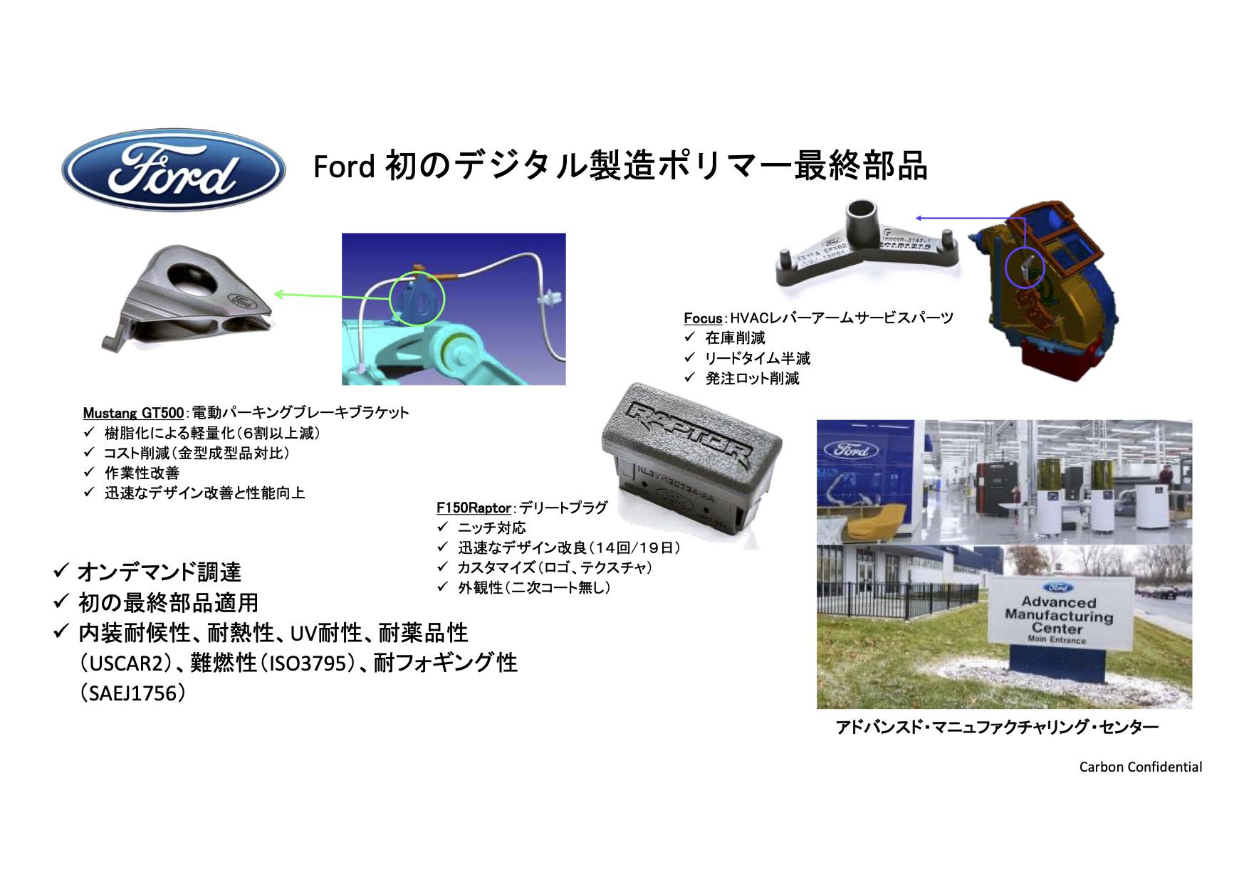 Fordの事例
