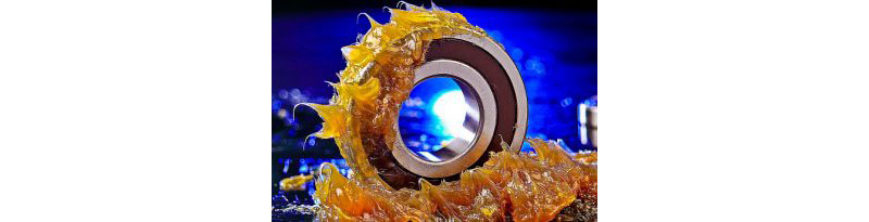 Bearing with Grease