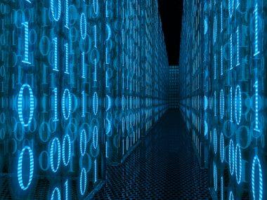 Server - Blue