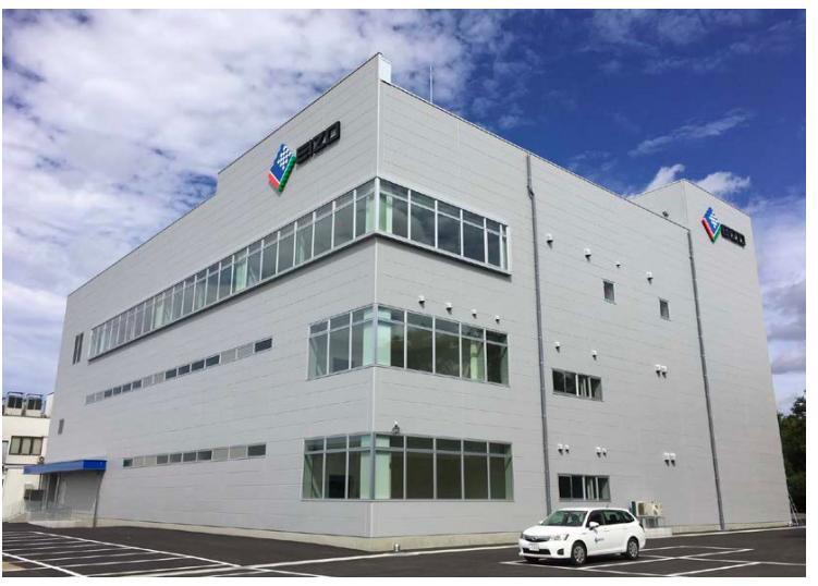 工場情報_EIZOエムエス 新工場棟外観