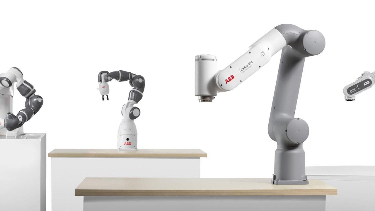 ABBが次世代協働ロボット『GoFa™』と『SWIFTI™』を発売 開発現場の自動化を推進