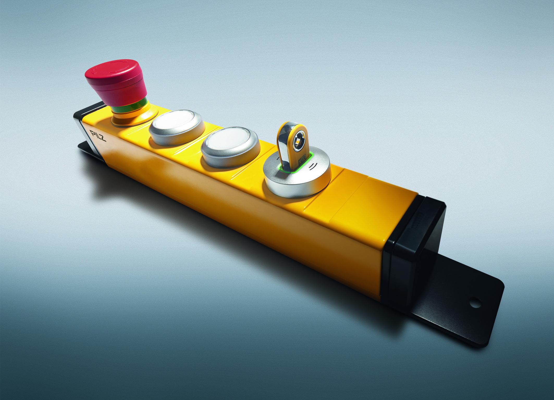 ピルツの新型制御ユニット『PITgatebox』 安全でセキュアな操作を実現