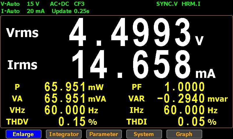 テクシオ・テクノロジー、単相2線式電力計の新製品『GPM-8310』の販売開始 電力基本測定確度±0.15%