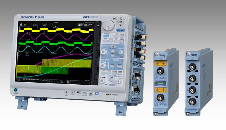 横河計測、スコープコーダ『DL950』を発売 メカトロニクス市場の開発効率向上を支援