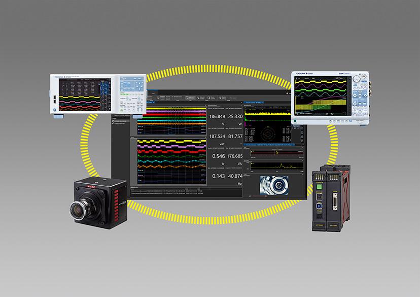 横河計測、統合計測ソフトウェアプラットフォーム『IS8000』を開発 統合計測による開発効率向上を支援