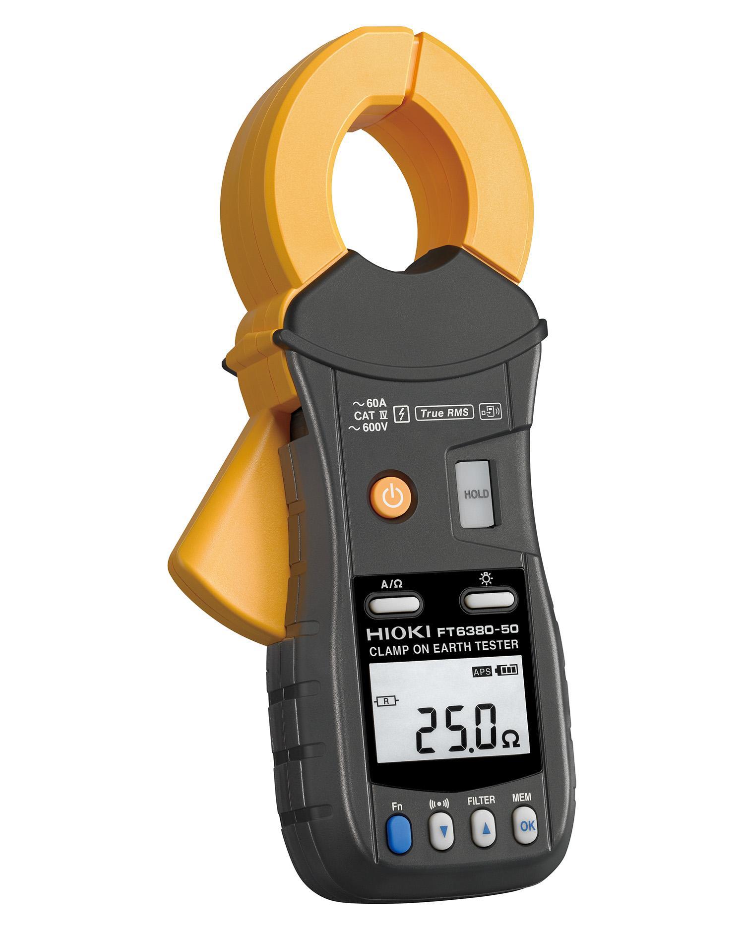 HIOKI、ワイヤレスアダプタ『Z3210』に対応したクランプ接地抵抗計『FT6380-50』と絶縁抵抗計『IR4052-50』『IR4052-51』を発売