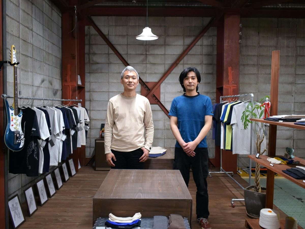 Tシャツ専門ブランド「東大阪繊維研究所」が本社内に直営店出店 限定商品販売も