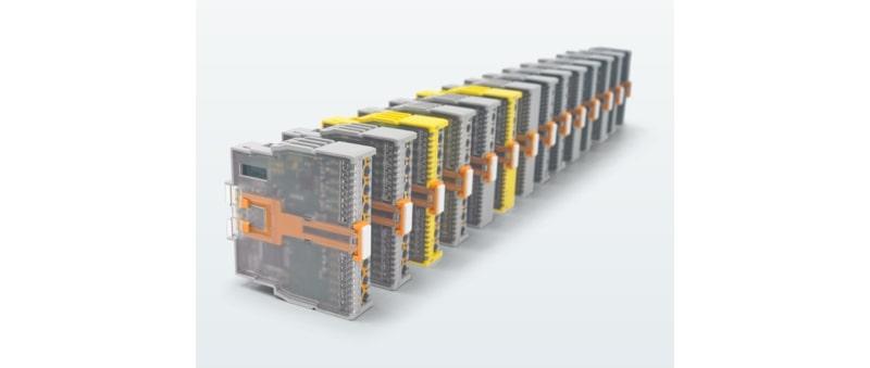 フエニックス・コンタクト、高密度I/Oシステム『Axioline Smart Elements』のNPNタイプを日本市場に追加