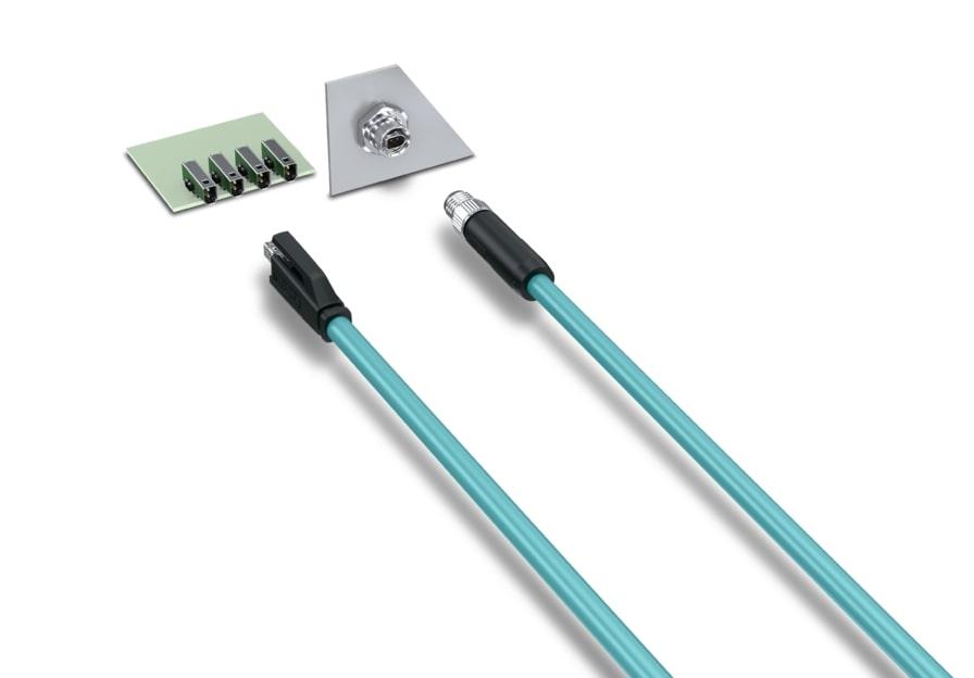 フエニックス・コンタクト、シングルペアイーサネット(SPE)用コネクタ発売 従来機器の小型化に貢献