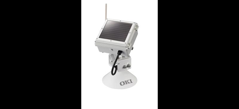 OKI、電源・通信工事不要のモニタリングシステム『ゼロエナジーゲートウェイ』を販売開始