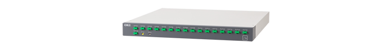 OKI、光ファイバーセンサー向け『WX1034光スイッチ』を販売開始 測定範囲が16チャネル最大80kmまで拡張